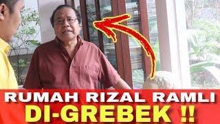 GEGEER !! Rumah Rizal Ramli Di GREBEK Ditemukan Banyak Hal Yang Mengejutkan