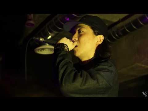 넉살(Nucksal)-작은 것들의 신 (170217 Live&Direct)