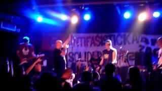 The Bayonets - Rebel Forever & Plakati - Močvara - Zagreb 10.05.2014