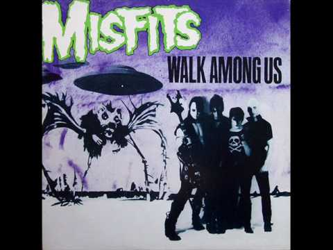 The Misfits--Mommy Can I Go Out and Kill Tonight?