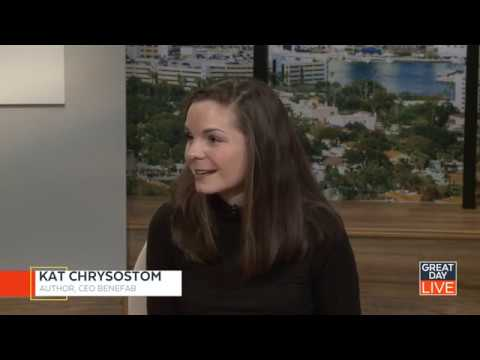 GDL Features Kat Chrysostom with Benefab®