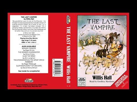 The Last Vampire read by Geoffrey Matthews (1988)
