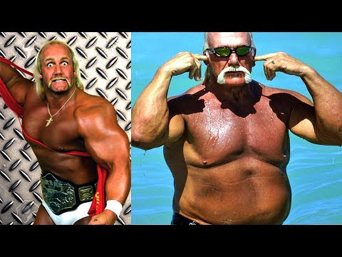 Hulk Hogan - Transformation From 1 To 63 Years Old