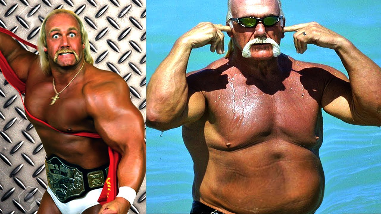 Old Hulk Hogan