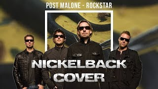 Post Malone - Rockstar ft. 21 Savage (Nickelback Cover)
