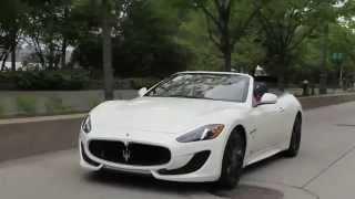 "Ferrari-Maserati ""Westside Highway"" Test Drive"