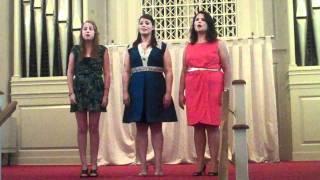 The Parting Glass, Traditional Irish Song, The Wailin' Jennys Arrangement