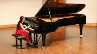 Sarah Ning two part invention #14 in B Flat Major and Rondo in D Major