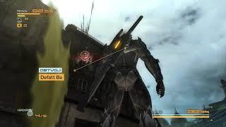 Rising Revengeance Blade Wolf Boss