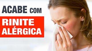 Você Tem Rinite Alérgica? Conheça Alguns Alimentos Que te Ajudarão a Acabar Com Ela