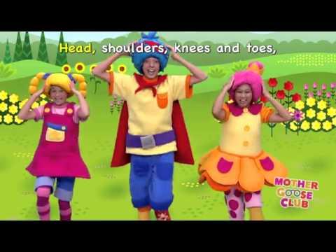 İngilizce Çocuk Şarkısı - Baş Omuz Dirsek Diz ( Gelişim Türkiye )