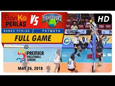 PVL RC Season 2 - WD: Perlas Spikers vs. High Flyers | Full Game | 1st Set | May 26, 2018