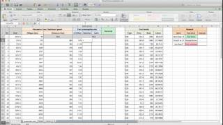 How Calculate Fuel Consumption Using Microsoft Excel