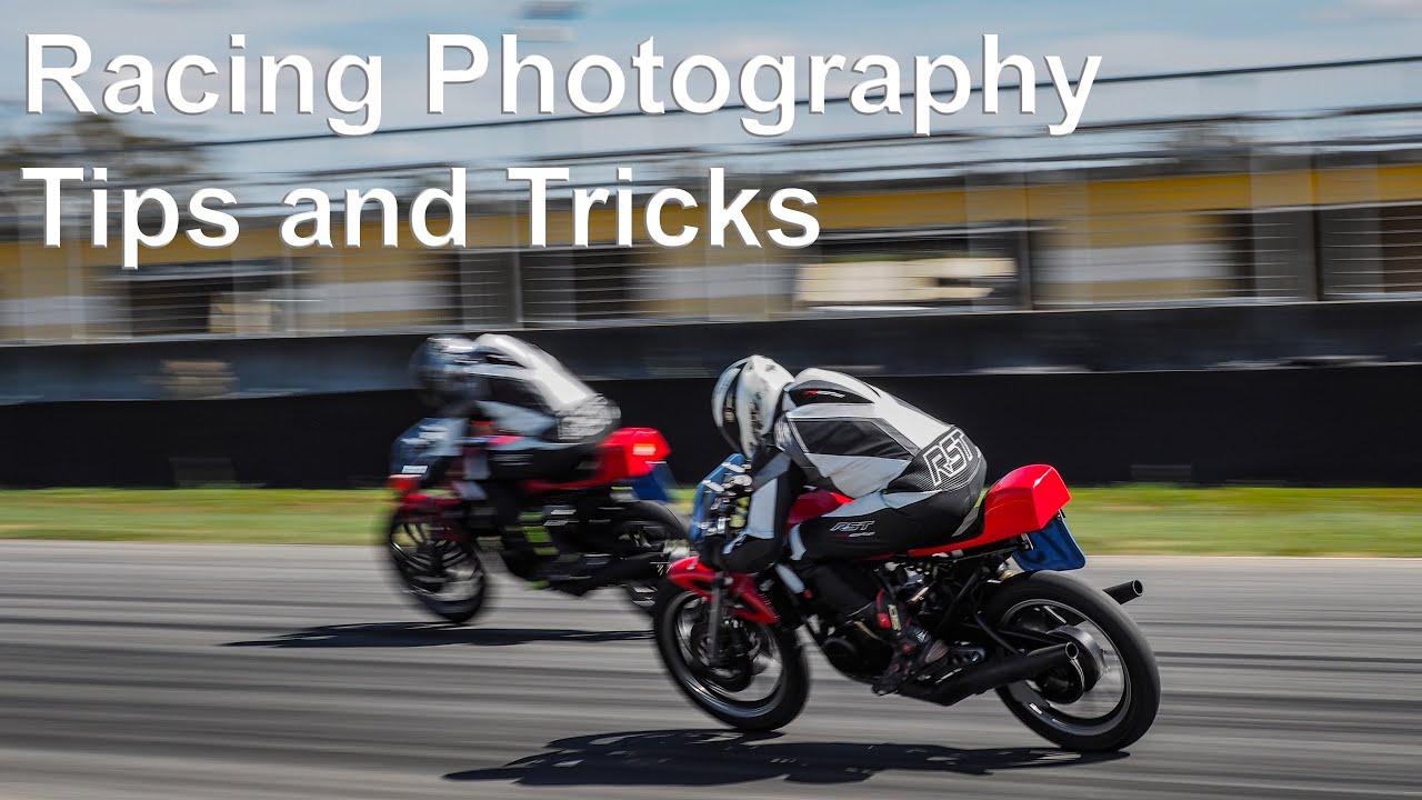 motorcycle racing photography  Racing photography tips - YouTube