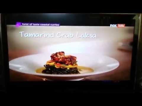 Twist of Taste, Coastal Curries with Vikas Khanna @ Cooking Classes - Rita's Gourmet Goa