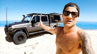 THIS CAR IS A BEAST Full Tour Of My New Custom Built 4WD - Ep 267