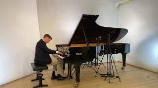 Auszug aus Bellini / Liszt: Réminiscences de Norma : DOMINIC CHAMOT - Pianist