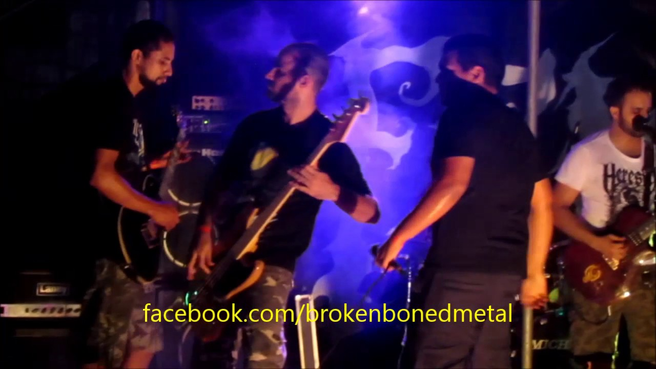 Download Broken & Boned - Rebirth [Live at Grito Rock 2015]
