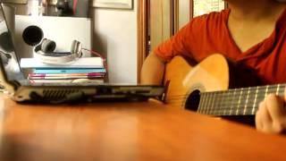 Nhìn Lại - UHP - (Acoustic Cover) - Huy Cường