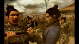Dynasty Warriors 5: Opening