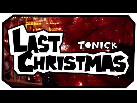 Tonick Last Christmas 真人版MV
