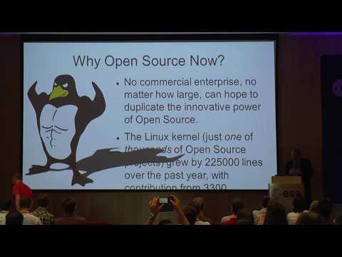 OSCW 2018 Keynote Bruce Perens Open Research Institute