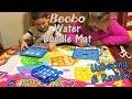 Unboxing Becko Magic Water Doodle Mat