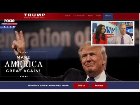 FNN: Donald Trump is Running for President - A Political Discussion with Steve Krafft