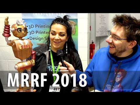 MRRF 2018 // The Greatest 3D Printing Event on the Planet // Midwest RepRap Festival #MRRF2018
