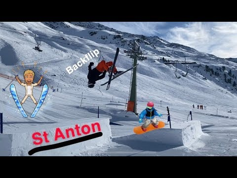 A DAY IN THE SKI-PARK