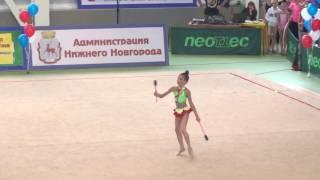 Севастьянова София булавы школа 19