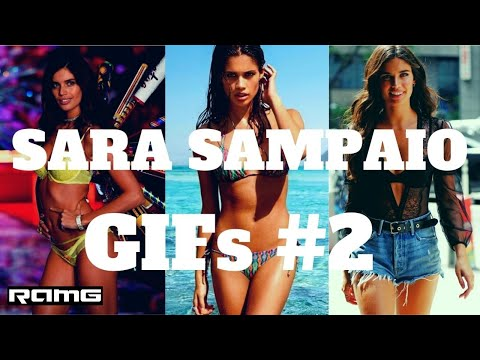 Best GIFs | Sara Sampaio GIFs #2 | Fashion Model Video Compilation with Instrumental Music