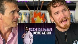 EIC: Losing Weight l Angad Singh Ranyal REACTION!!