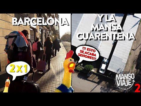 Download Manso Viaje 2 - Capítulo final. Nos reencontramos con Barcelona y luego vivimos la Mansa Cuarentena!