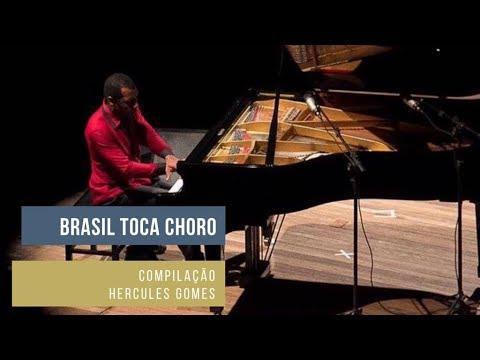 "<span class=""title"">Brasil Toca Choro - compilação |Hercules Gomes|</span>"