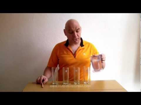 Experimentos para niños - Música con vasos de agua