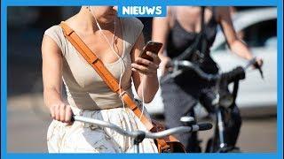 Alles wat je wil weten over het appverbod op de fiets