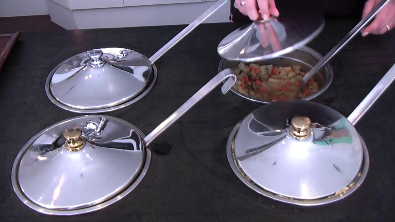 Die Suppenküche Gusto in Neuhausen - YouTube