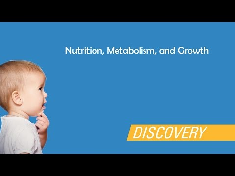 Nutrition, Metabolism & Growth   UCLA Children's Discovery and Innovation Institute Symposium 2014