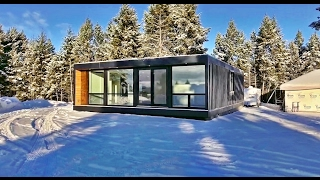 CONTAINER HOME INSTALL: Sit Back and Enjoy