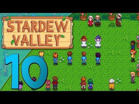 STARDEW VALLEY #10 - LỄ HỘI HOA MÙA XUÂN