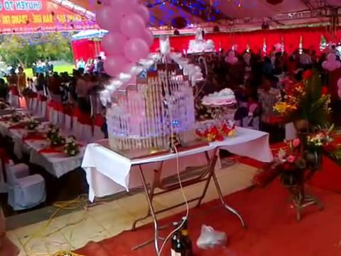 MC đám cưới Yên bái (Sân nhà thi đấu Tỉnh Yên bái)