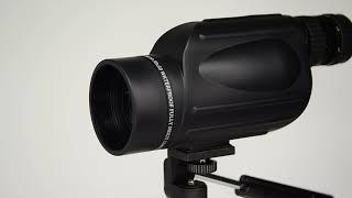 21C 스포팅 스코프 10x30-50 mm 망원경 추천…
