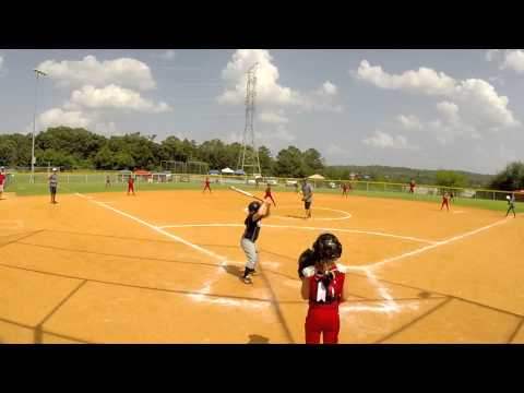 7/10/15. Georgia Explosion vs Heat 07.  Pool Play - Game 2.  Cleveland Industrial Park