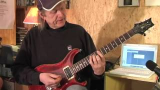 The Rolling Stones Under My Thumb Guitar Lesson by Siggi Mertens