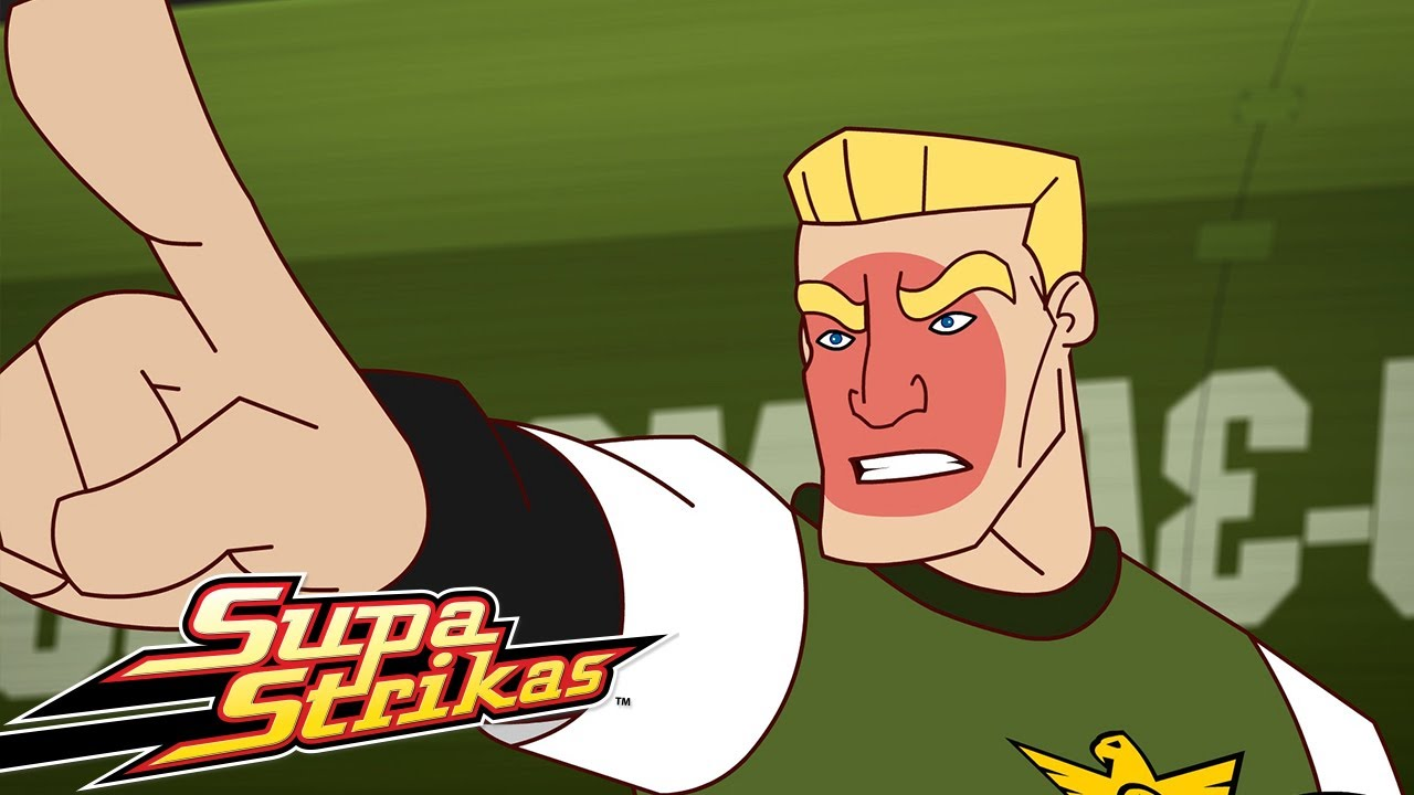 Supa Strikas | Cuju Be Loved! | Full Episode | Soccer Cartoons for Kids | Football Cartoon
