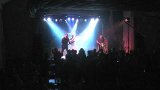 Hazydecay - Breaking The Fortress  ( Live At CSF Vol.3,Bzí U Žel.Brodu CZ  1.10.2011 ).mp4