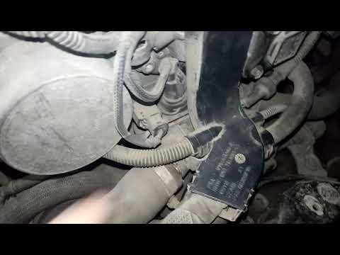 Peugeot 308 термостат