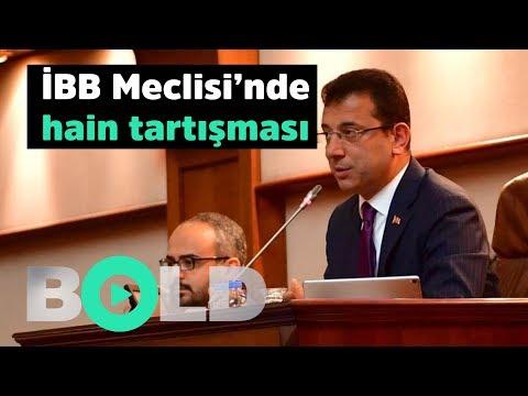 İBB Meclisi'nde 'İhanet' tartışması çıktı | Ekrem İmamoğlu AKP grubu