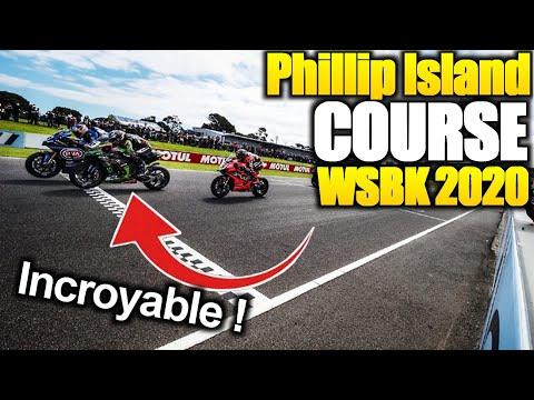 Debrief | COURSE 1 et 2 | WSBK Phillip Island 2020 |